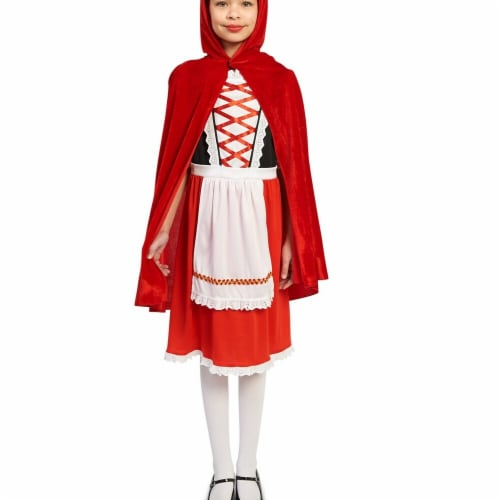 Partytime 248247 Red Riding Hood Classic Child Costume - Small Perspective: front