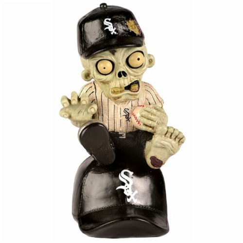 Chicago White Sox Zombie Figurine - Thematic Perspective: front