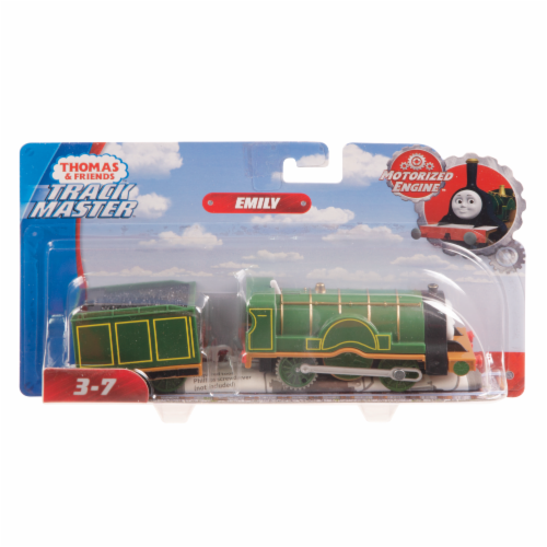 Fisher-Price® Thomas & Friends TrackMaster Emily Motorized Engine Perspective: front