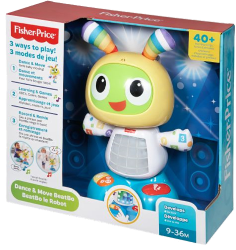 Welp Fred Meyer - Fisher-Price® Bright Beats Dance and Move BeatBo, 1 ct VW-02