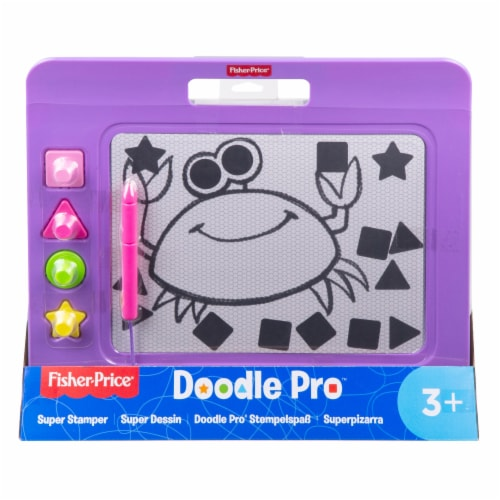 Fisher-Price® Doodle Pro® Super Stamper Perspective: front