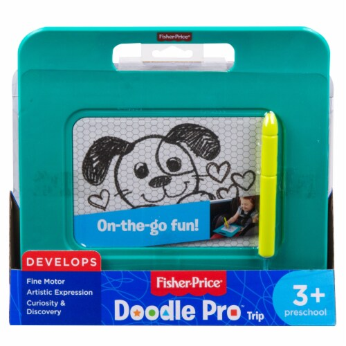 Fisher-Price® Doodle Pro Trip - Assorted Perspective: front