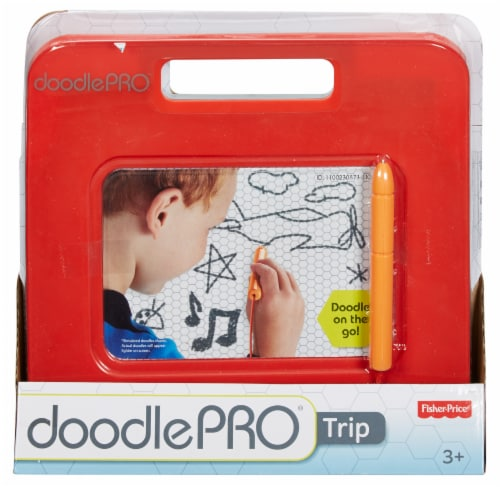 Fisher-Price® Doodle Pro® Trip Perspective: front