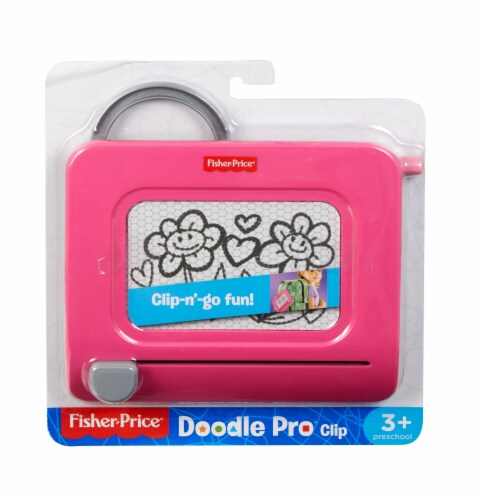 Fisher-Price® Doodle Pro Clip - Assorted Perspective: front