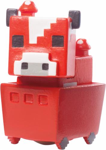 Mattel Minecraft Mini Figures Perspective: front