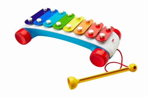 Fisher-Price® Brilliant Basics Classic Xylophone Perspective: front