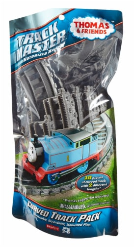 Fisher-Price Thomas the Train Track Master Curved Track Pack Perspective: front
