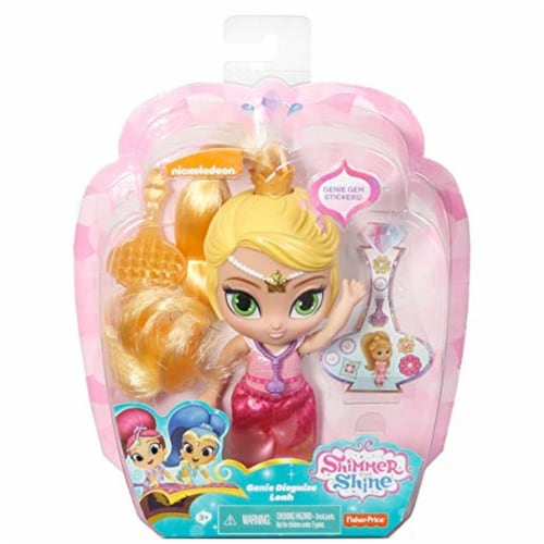 Fisher-Price Nickelodeon Shimmer & Shine - Genie Disguise Leah Perspective: front
