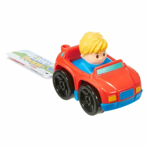 Fisher-Price® Little People Wheelies SUV Vehicle Perspective: front