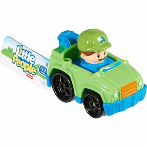 Fisher-Price® Little People Wheelies Tow Truck Perspective: front