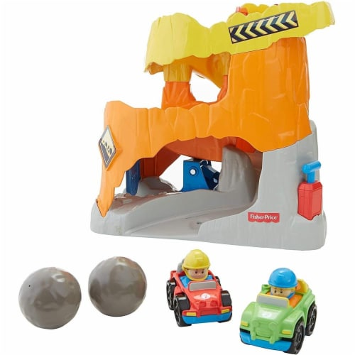 Fisher-Price Little People Off Road ATV Adventure Perspective: front