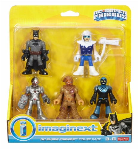 Fisher-Price® Imaginext® DC Super Friends™ Figure Pack - Assorted Perspective: front