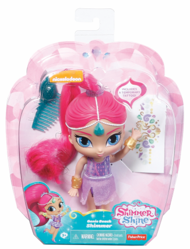 Fisher-Price® Shimmer and Shine™ Genie Beach Shimmer Doll Perspective: front