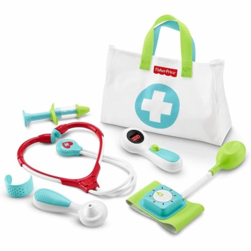 Fisher-Price® Medical Kit Perspective: front