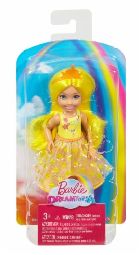 Mattel Barbie® Dreamtopia Rainbow Cove Sprite Doll - Assorted Perspective: front