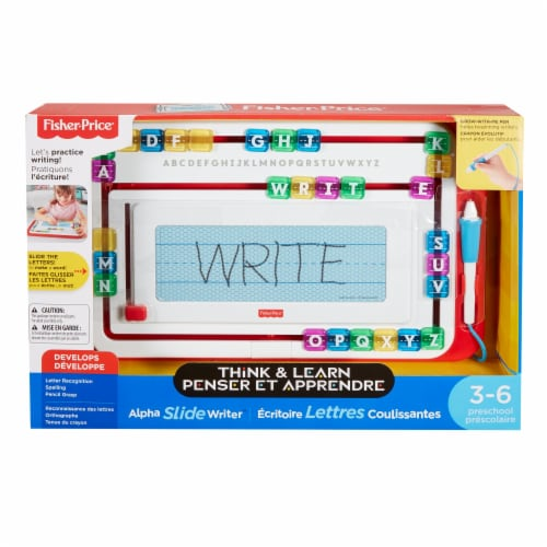 Fisher-Price® Think and Learn Alpha SlideWriter Perspective: front