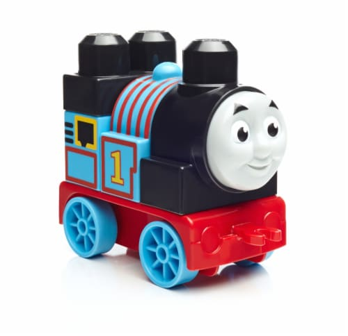 Mega Bloks® Thomas and Friends Thomas Engine Perspective: front