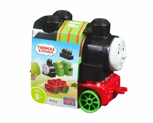 Mega Bloks® Thomas & Friends Percy Engine Perspective: front