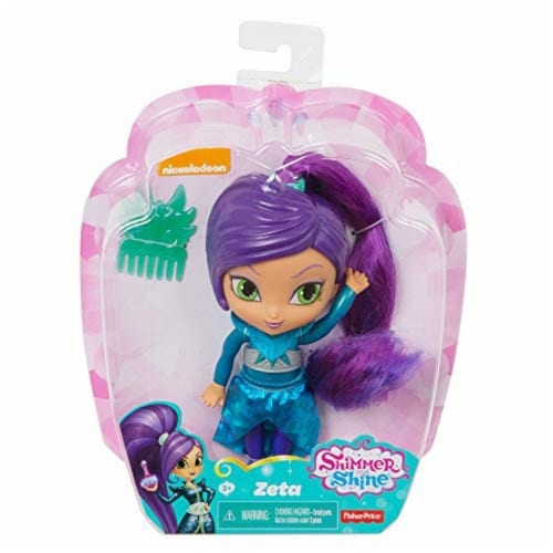 Fisher-Price® Nickelodeon Shimmer & Shine Zeta Doll Perspective: front