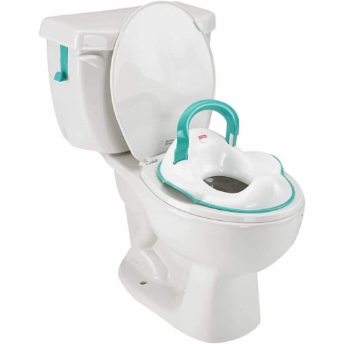 Fisher-Price® Perfect Fit Potty Ring Perspective: front