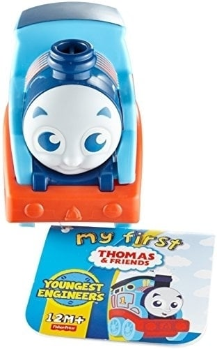 Fisher-Price My First Friends Push Along Thomas Train Perspective: front