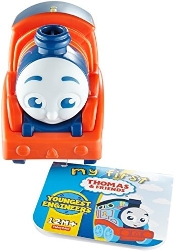 Fisher-Price My First Thomas & Friends Push Along James Train Perspective: front