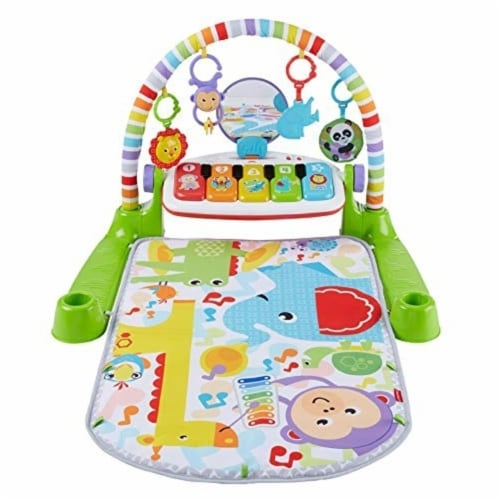 Fisher-Price Deluxe Kick 'n Play Piano Gym Perspective: front