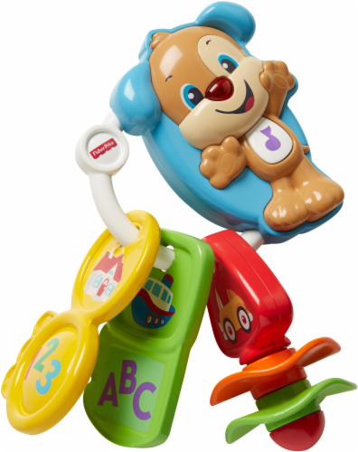 Fisher-Price® Laugh & Learn Count & Go Keys Perspective: front
