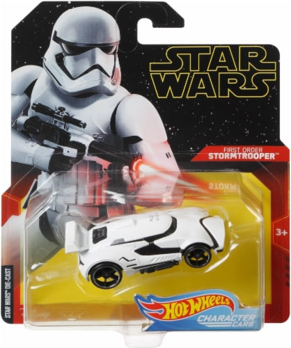 Hot Wheels Star Wars Star Destroyer Carship Perspective: front