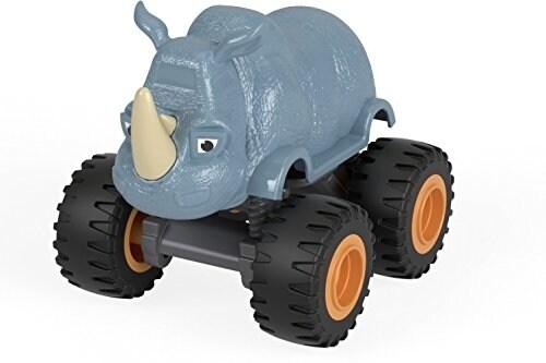 Fisher-Price® Nickelodeon Blaze & the Monster Machines Rhino Vehicle Perspective: front