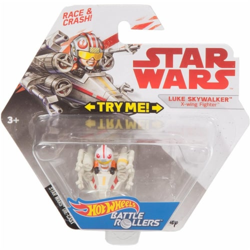 Mattel Hot Wheels® Star Wars Luke Skywalker Vehicle Perspective: front