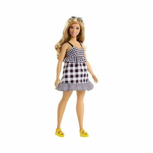 Barbie Fashionistas Dark Blonde Doll - Assorted Perspective: front