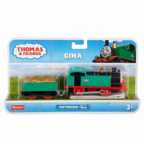 Fisher-Price® Thomas & Friends Trackmaster Merlin The Invisible Motorized Toy Perspective: front