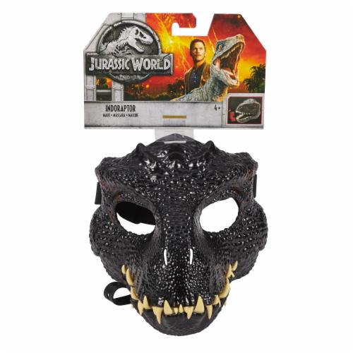 Mattel Jurassic World™ Indoraptor Mask Perspective: front