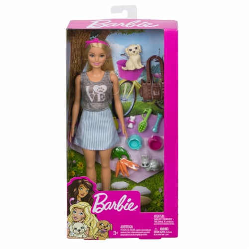 Mattel Barbie® Dolls and Pets Perspective: front