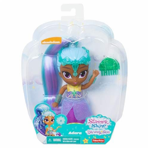 Fisher-Price® Nickelodeon Shimmer & Shine Adara Doll Perspective: front