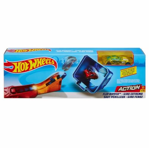 Mattel Hot Wheels® Flip Ripper Play Set Perspective: front