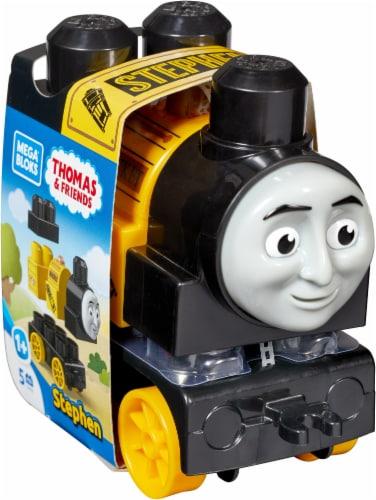 Mega Bloks® Thomas & Friends Stephen Engine Perspective: front