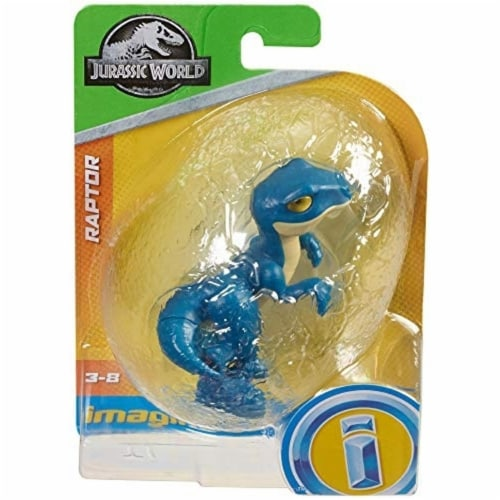 Fisher-Price IMAGINEXT Jurassic World Raptor Perspective: front