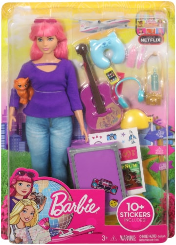 Mattel Barbie® Daisy Doll with Accessories Perspective: front