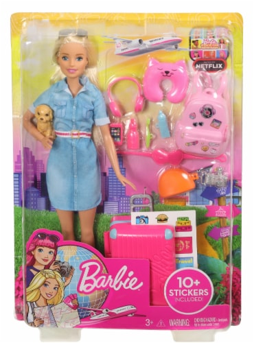 Mattel Barbie® Dreamhouse Adventures Doll Accessories Perspective: front