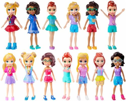 Mattel Polly Pocket Doll - Assorted Perspective: front