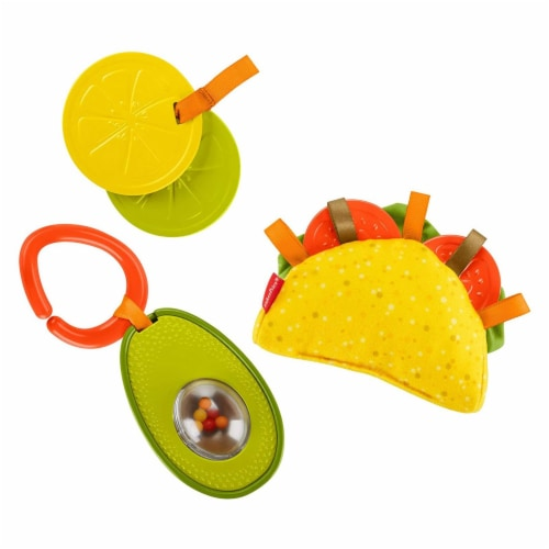 Fisher-Price® Taco Tuesday Gift Set Perspective: front