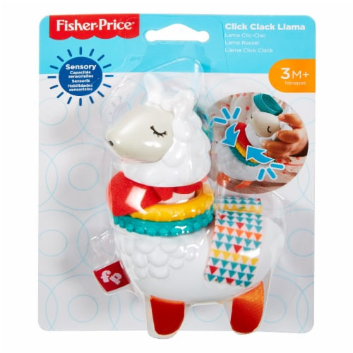Fisher-Price® Click Clack Llama Perspective: front