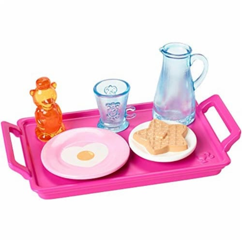 Barbie Breakfast Accessory Pack Perspective: front