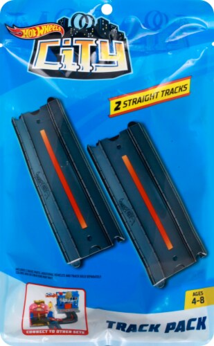 Mattel Hot Wheels® City Track Pack Perspective: front