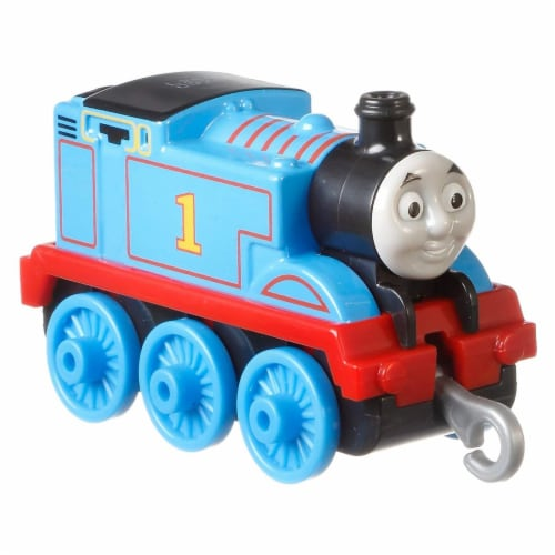 Fisher-Price Thomas & Friends Adventures - Small Push Along Thomas Perspective: front