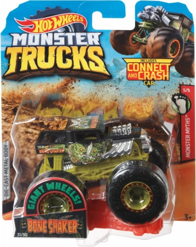 Mattel Hot Wheels® Monster Trucks - Assorted Perspective: front
