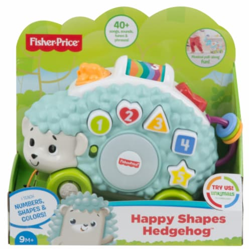 Fisher-Price® Linkimals Happy Shapes Hedgehog Toy Perspective: front