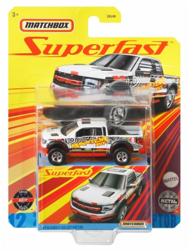 Mattel Matchbox Superfast Vehicle - Assorted Perspective: front